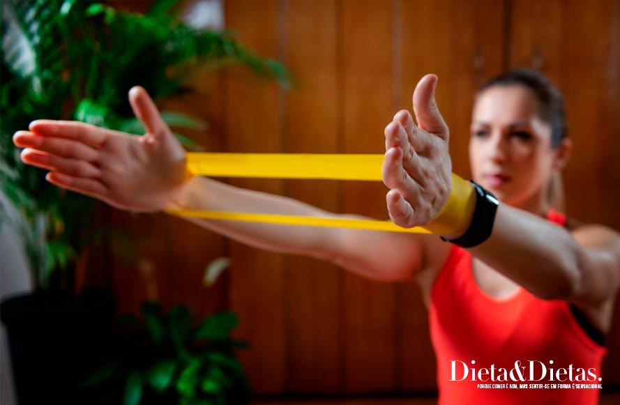 7 Exercícios contra a hipertensão e pressão arterial para iniciantes