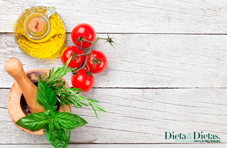 Variedade de alimentos que acabam com a inflamação no corpo