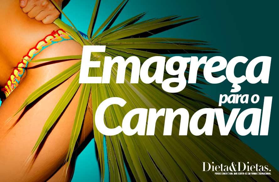 10 Dicas para Emagrecer para o Carnaval. Derreta a Gordura