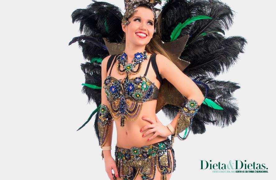 10 dicas para emagrecer para o carnaval