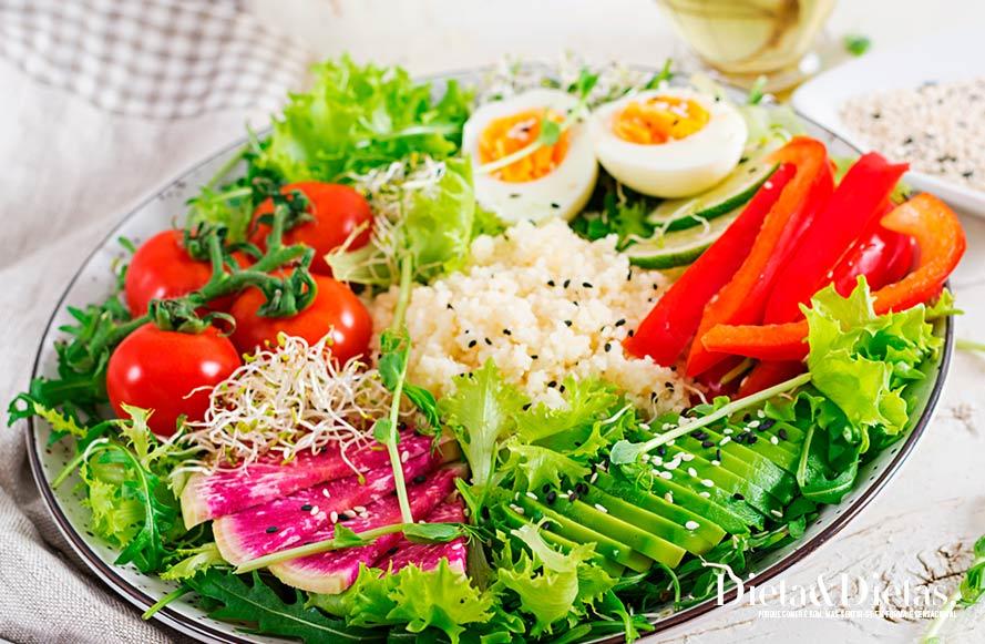 6 Cores e alimentos que não podem faltar no cardápio da dieta do arco íris