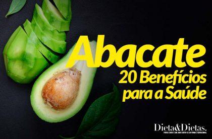 Abacate: 20 Benefícios para a Saúde