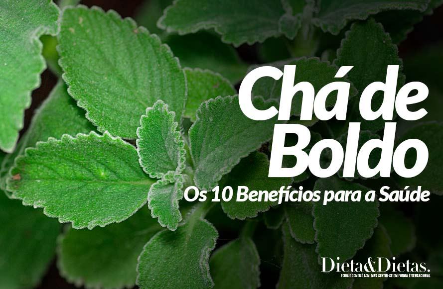 Chá de Boldo: 10 Benefícios para a Saúde