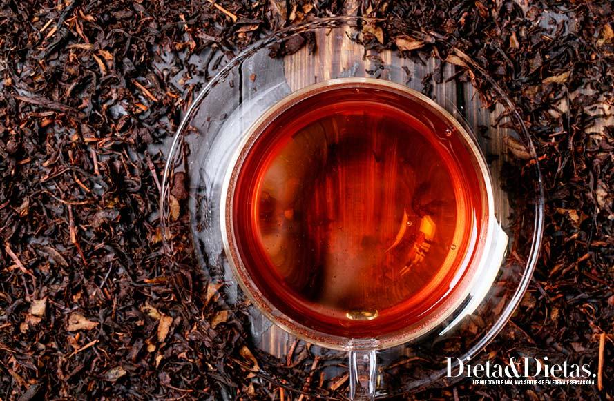 O Chá Preto fortalece os ossos