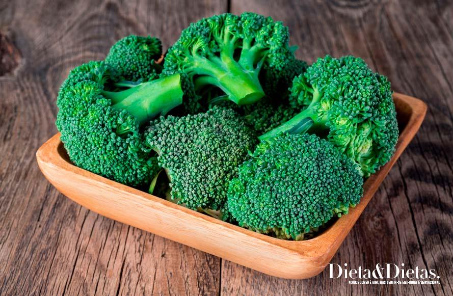 Propriedades de Brócolis