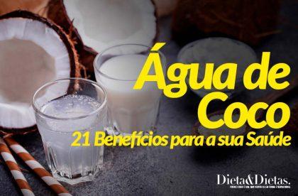 Água de Coco: 21 Benefícios para a sua Saúde