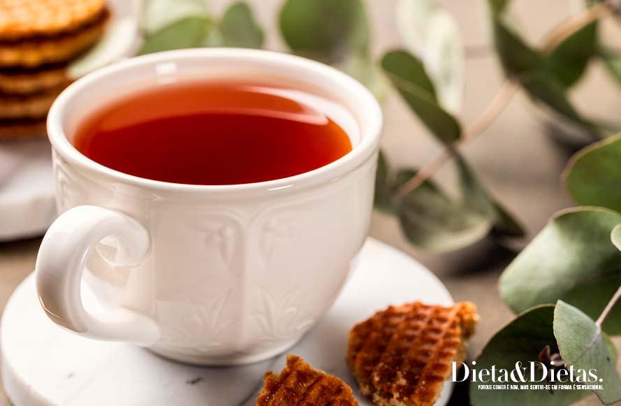 chá de bugre Auxilia no sistema digestivo