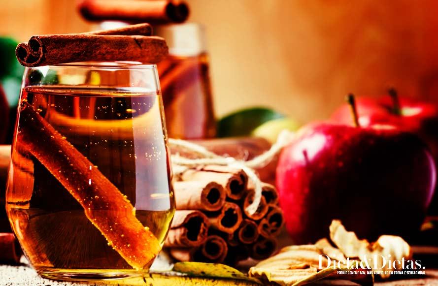 Chá de canela para eliminar gases no estômago