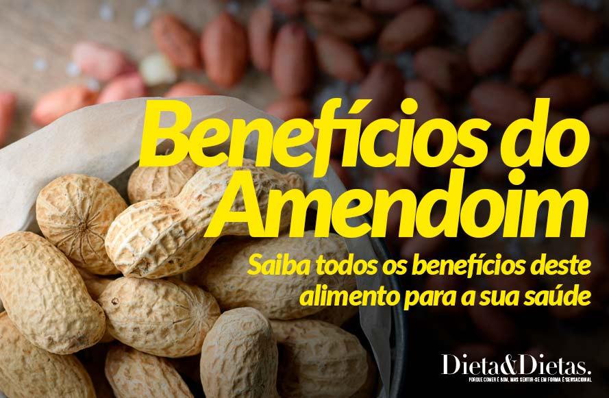 Benefícios do Amendoim Para a Saúde
