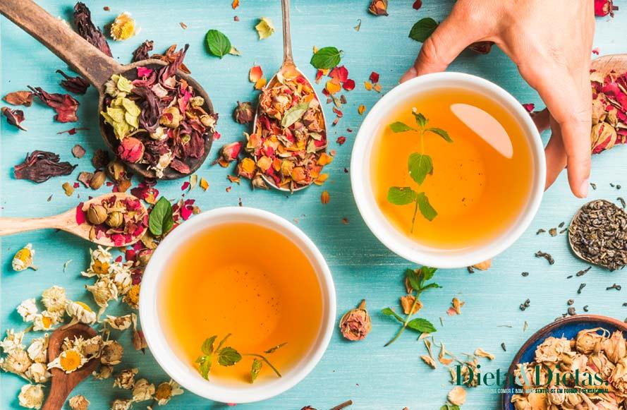 Os 10 benefícios do chá de carqueja para a saúde
