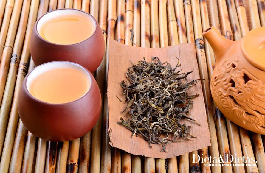 10 Benefícios do Chá de Oolong para a saúde