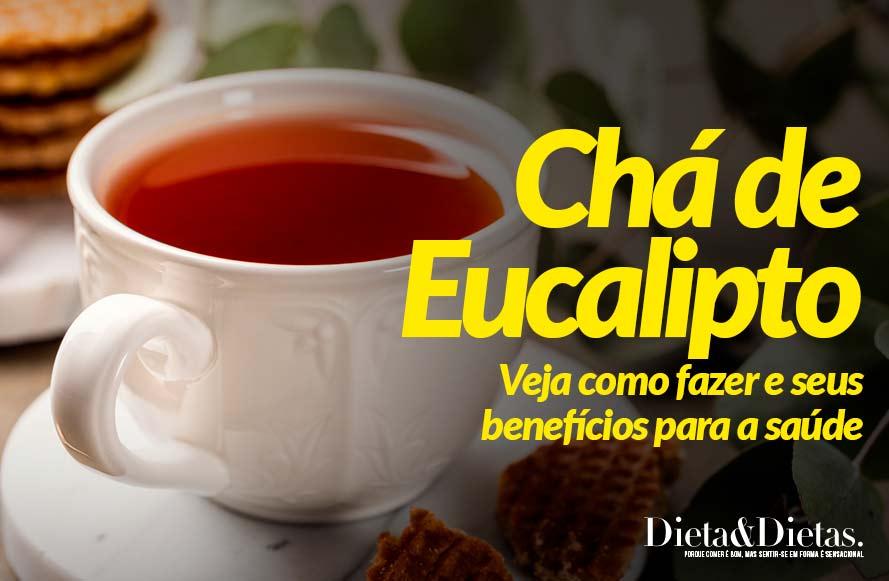 Benefícios do Chá de Eucalipto