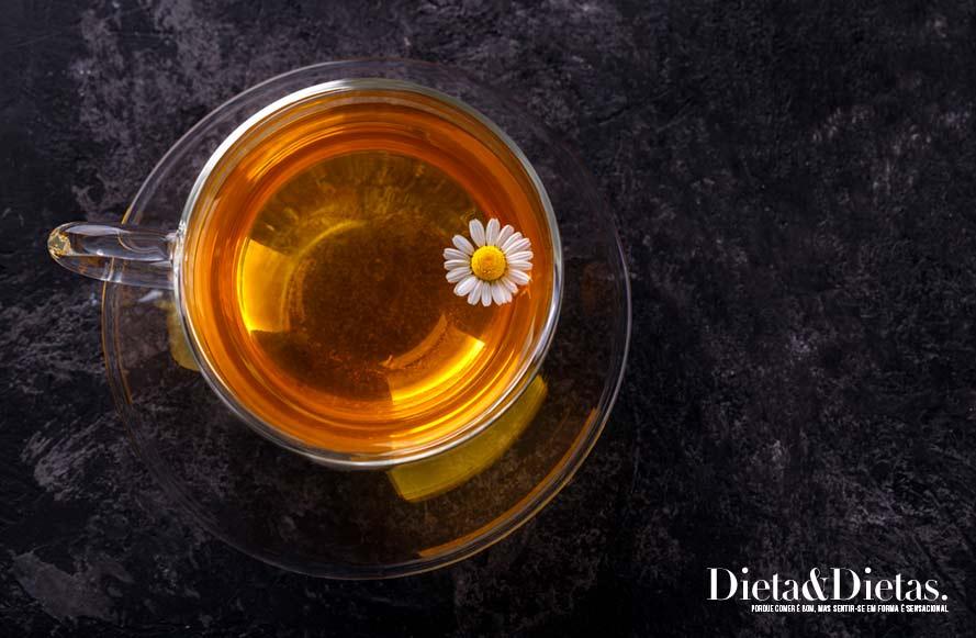 Como fazer chá de camomila