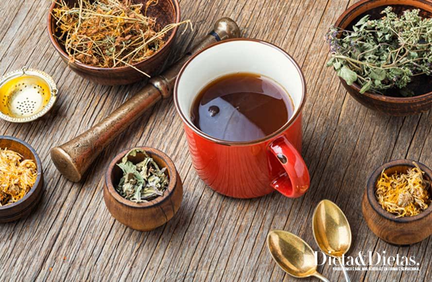 Os 10 melhores chás para diabéticos
