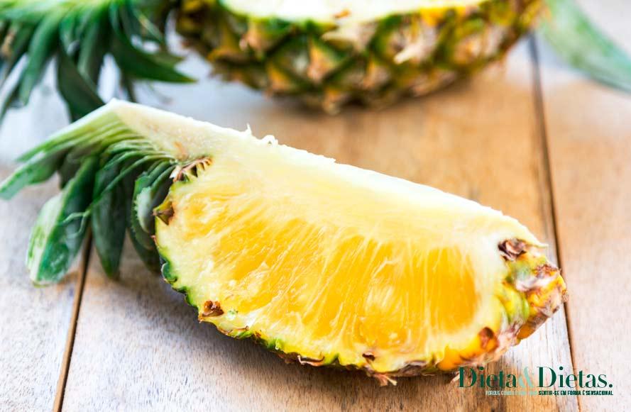 abacaxi - Frutas Que os Diabéticos podem Comer