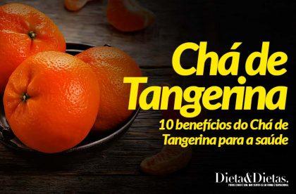 10 Benefícios do Chá de Tangerina