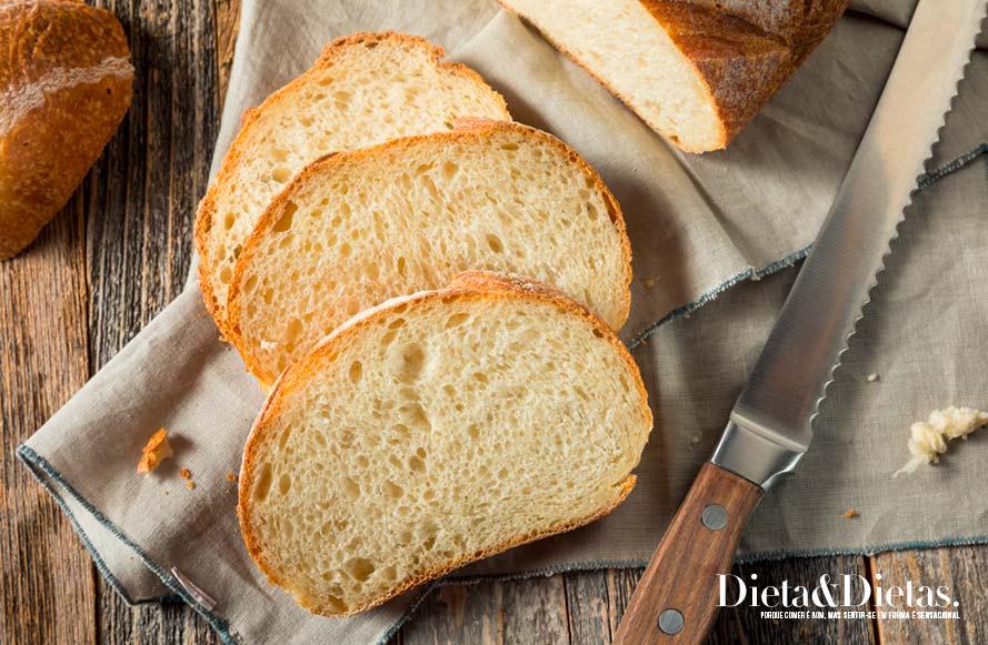 Pão francês + azeite contra a compulsão alimentar
