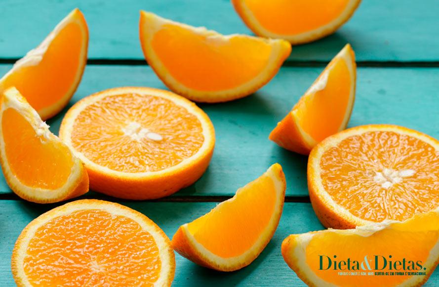 Chupe a laranja ao invés de tomar seu suco