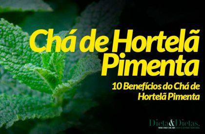 10 Benefícios do Chá de Hortelã Pimenta