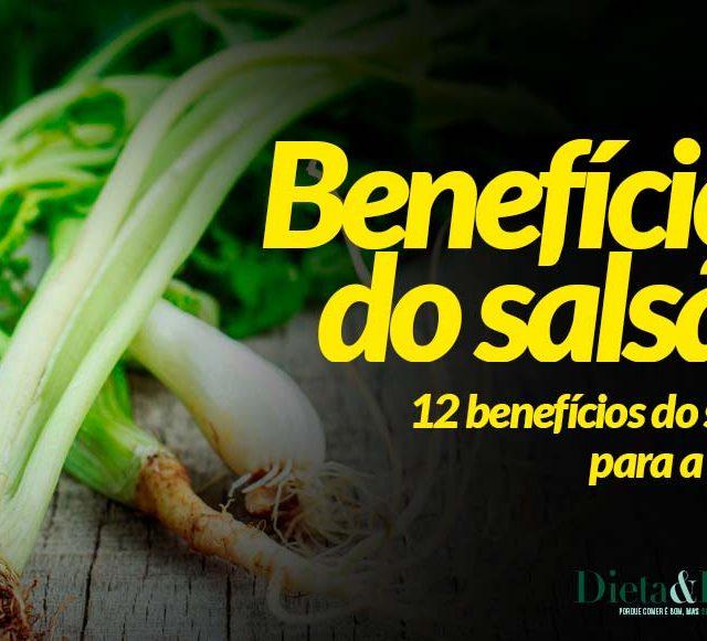 10 Benefícios do Salsão para a Saúde