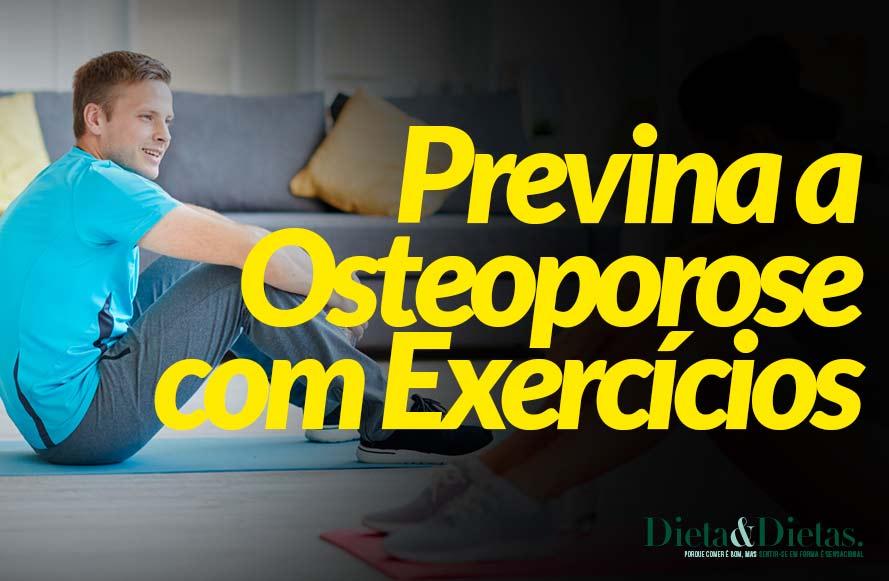 Pratique Exercícios para Prevenir a Osteoporose