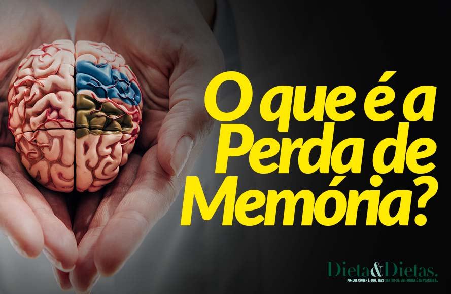 O que é a Perda de Memória?