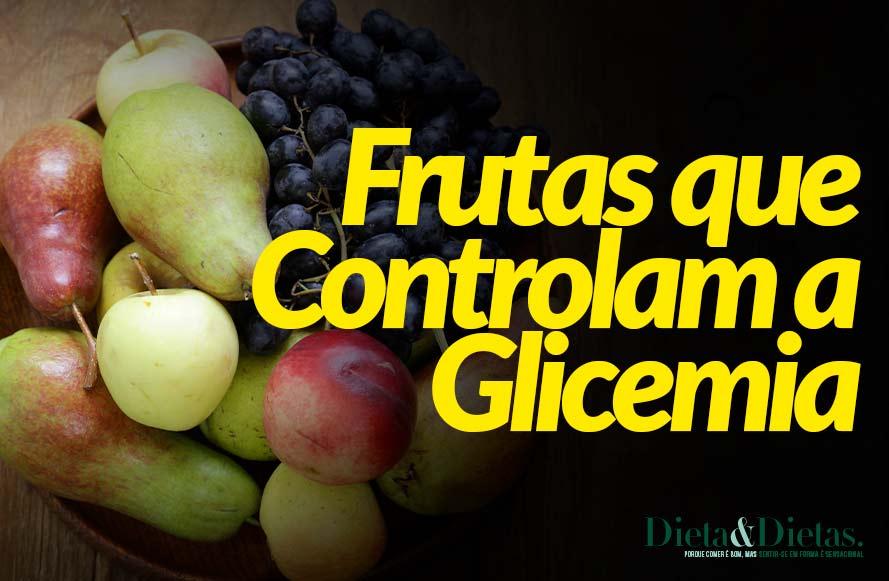 Frutas que Controlam a Glicemia